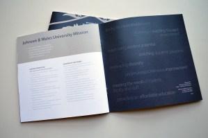 Marriot Scholar Report