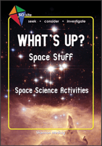 SCI Kite What's Up Space Stuff book cover