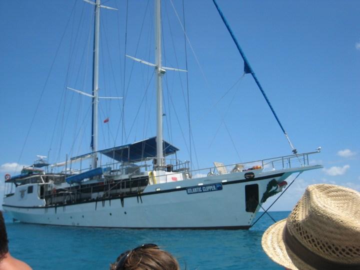 Atlantic Clipper Sailboat