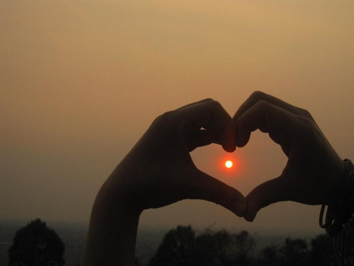 Hearts of Angkor Wat