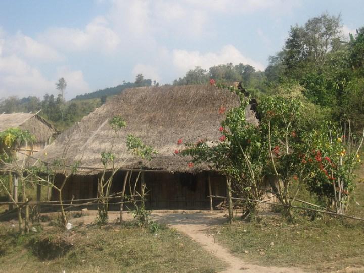 rural laos