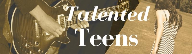 Teen Siblings Record Indie Rock Song