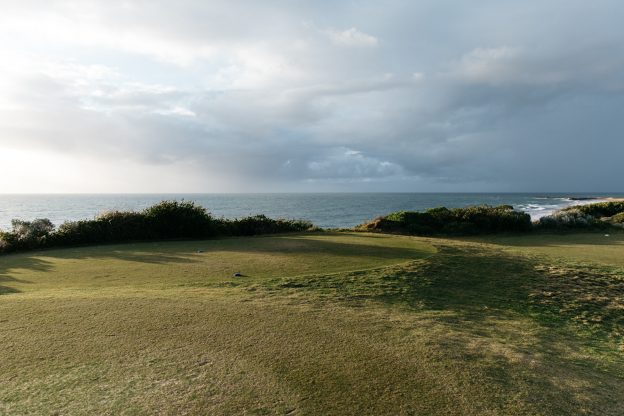 The Cut, Dawesville, golf course.