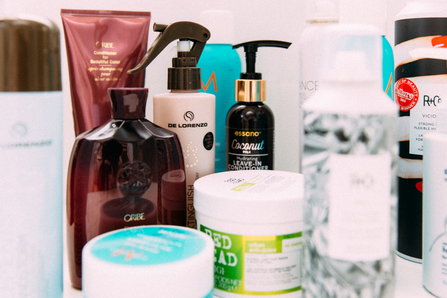 2017 hair care favourites.