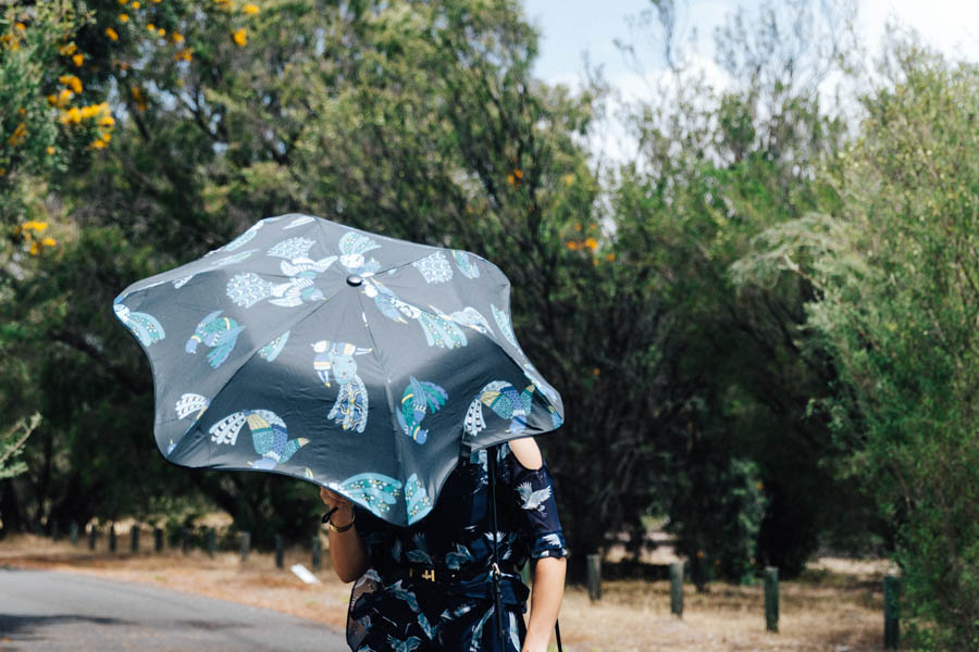Blunt Umbrellas x Karen Walker.