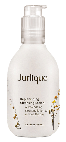 Jurlique Replenishing Cleansing Lotion.