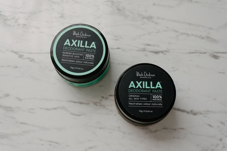 Black Chicken Remedies Axilla deodorant review.
