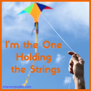 I'm the One Holding the strings. (1)