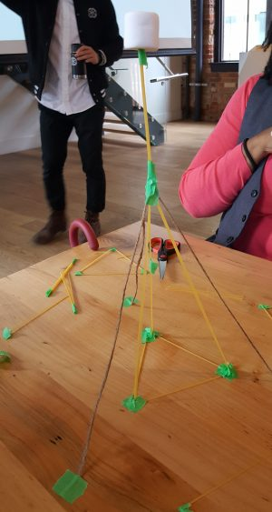 Our Marshmallow Challenge