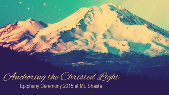 Anchoring the Christed Light - Shanta Gabriel