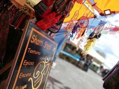 Stand Shanti Shanti 2019