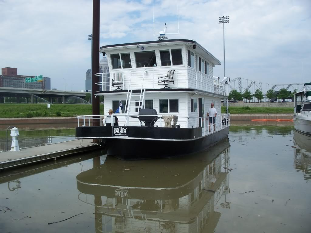 Luxury Houseboat for Ideas  ShantyboatLiving.com