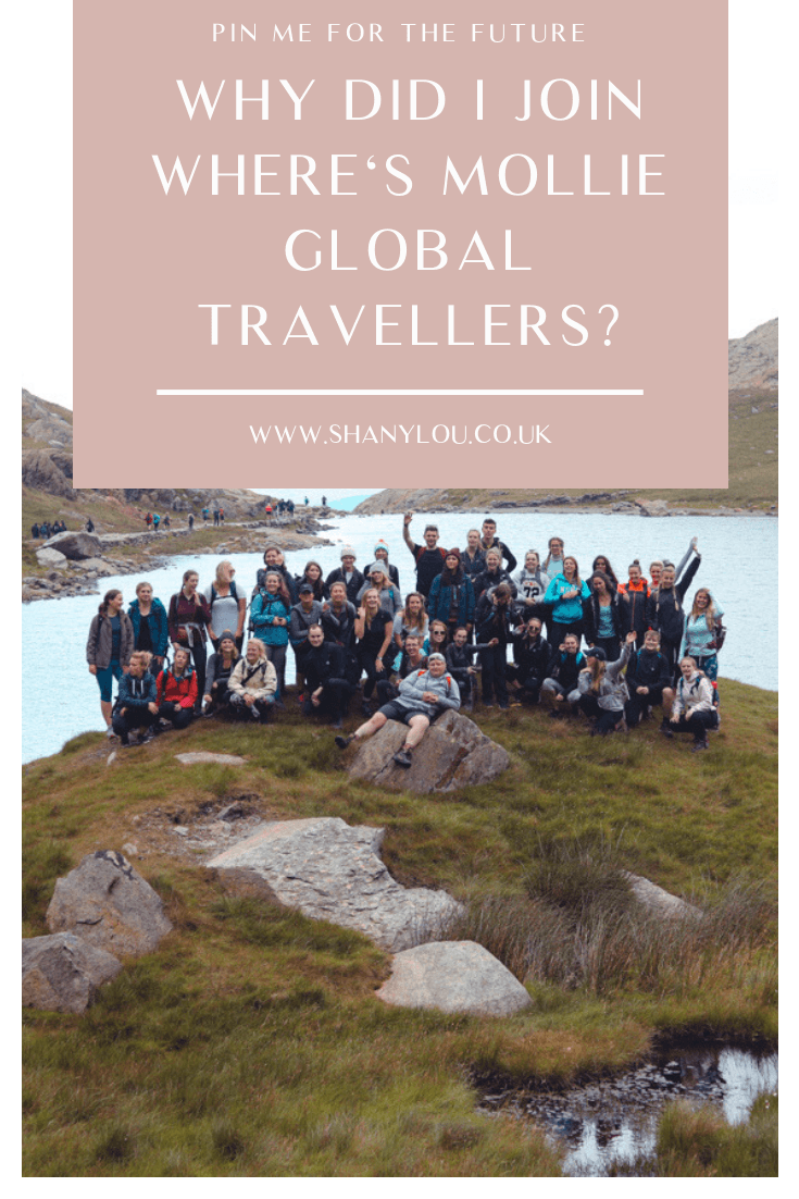 why i joined wheres mollie global travellers