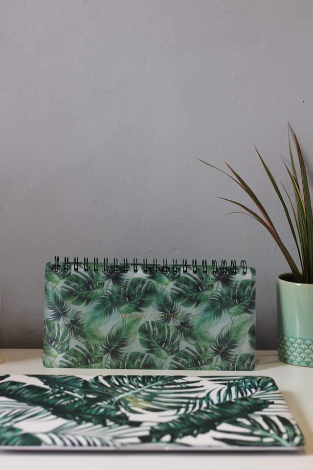 decorating with new stationery
