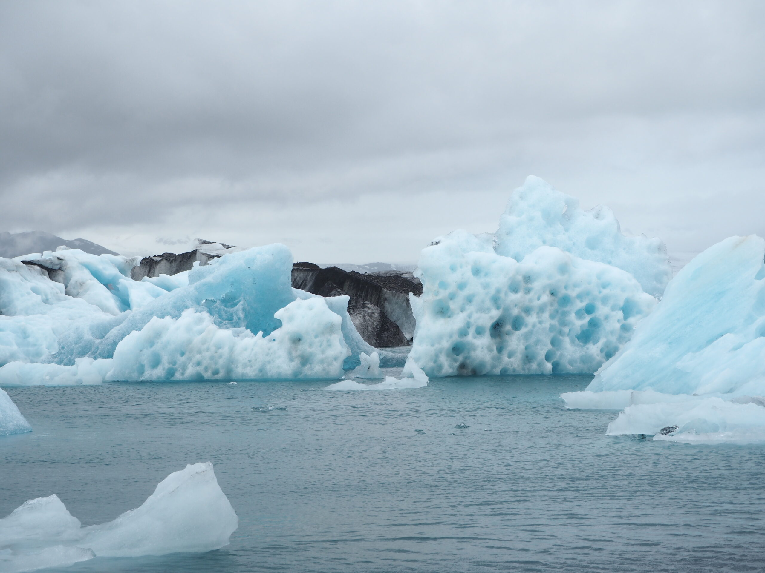 Glaciers to see