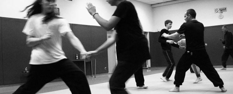 cours de kung fu shaolin à Bordeaux bastide