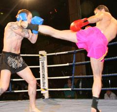 High Kicks