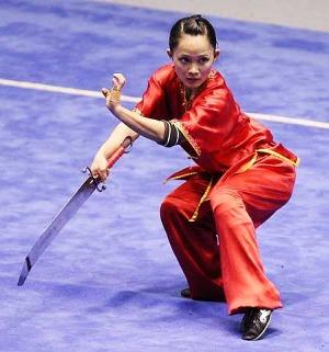 Modern Wushu