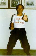 Sifu Ho Fatt Nam