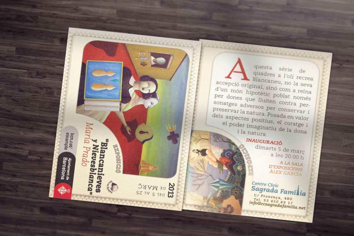 Postal Expo de Maria Prado