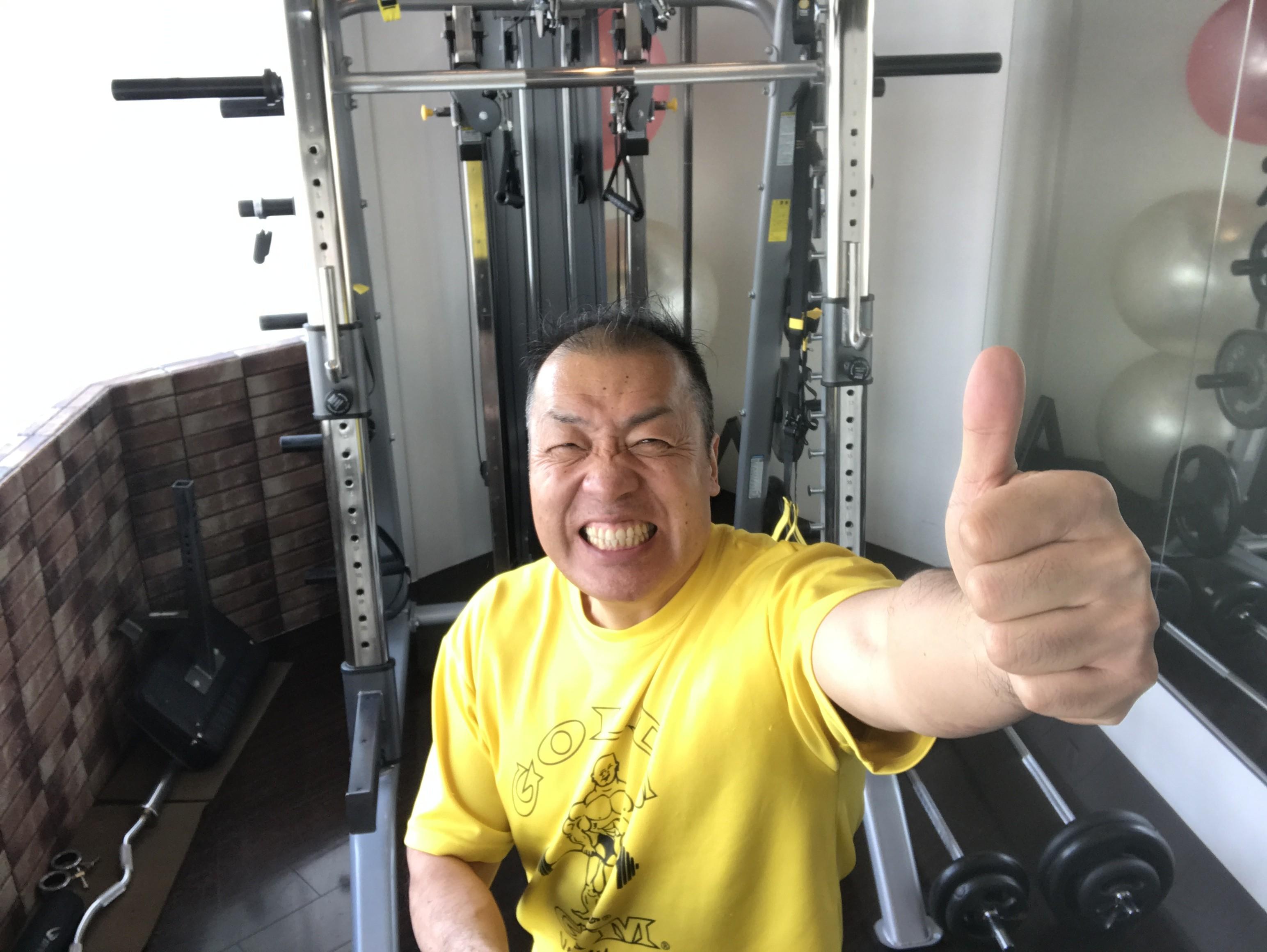 シュワルツ浅井、トレーニングで絶好調!