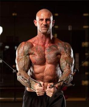 Fitnessmodel Jim Stoppani