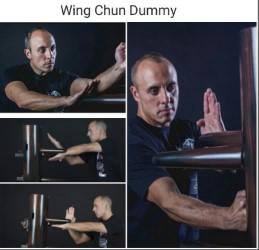 Wing chun WOODEN DUMMY TRAINING (Privé)