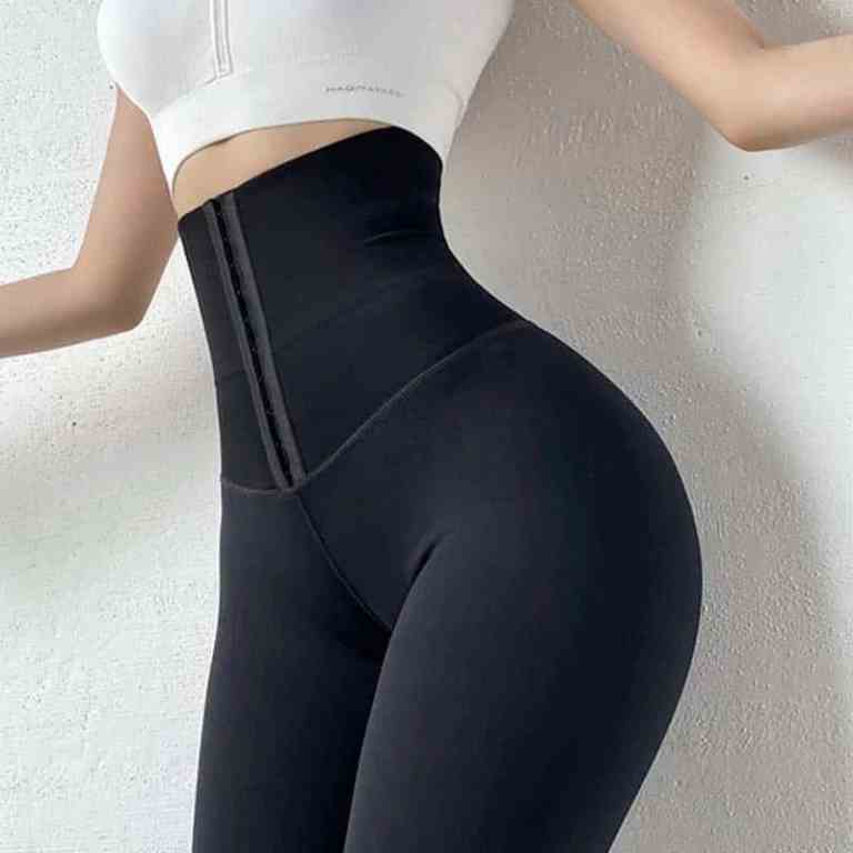 Black Legging Thick