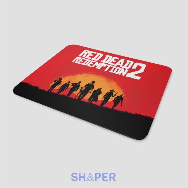 Red Dead Redemption mousepad toluca