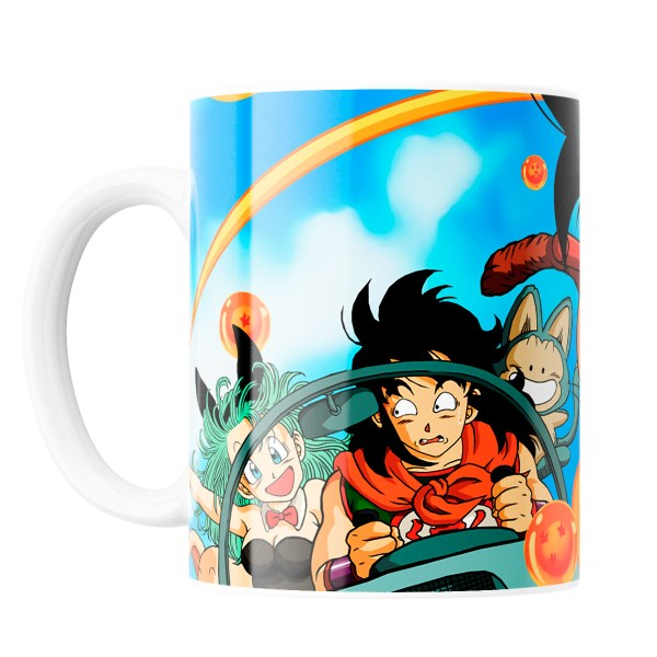 Taza Dragon Ball