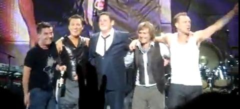 Spandau reunited, Dublin 2009: grabbed at YouTube from fan vid by Irisheaglesfan