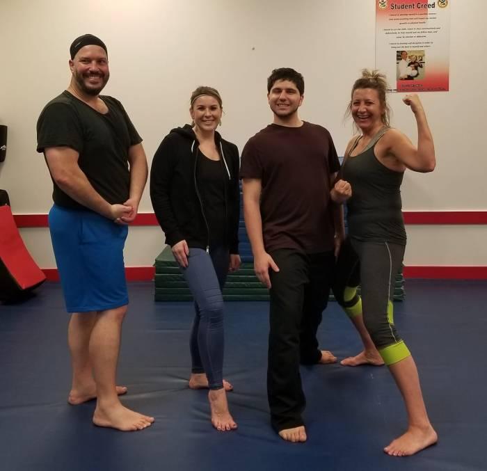 Kickboxing Braselton GA