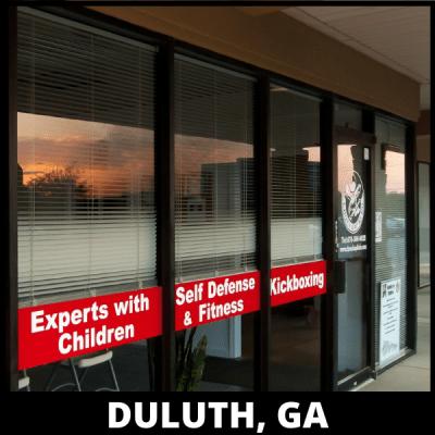 Duluth Shape Up Kickboxing