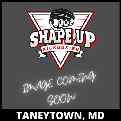 Taneytown Maryland Shape Up Kickboxing