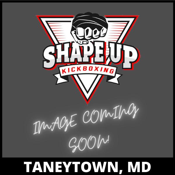 Taneytown Maryland Shape Up Kickboxing