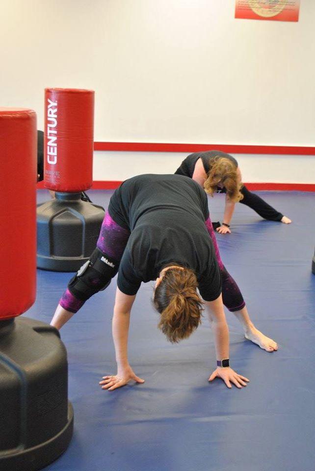 Shape Up Kickboxing Braselton Georgia