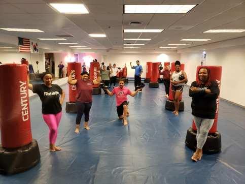 Kickboxing Duluth GA