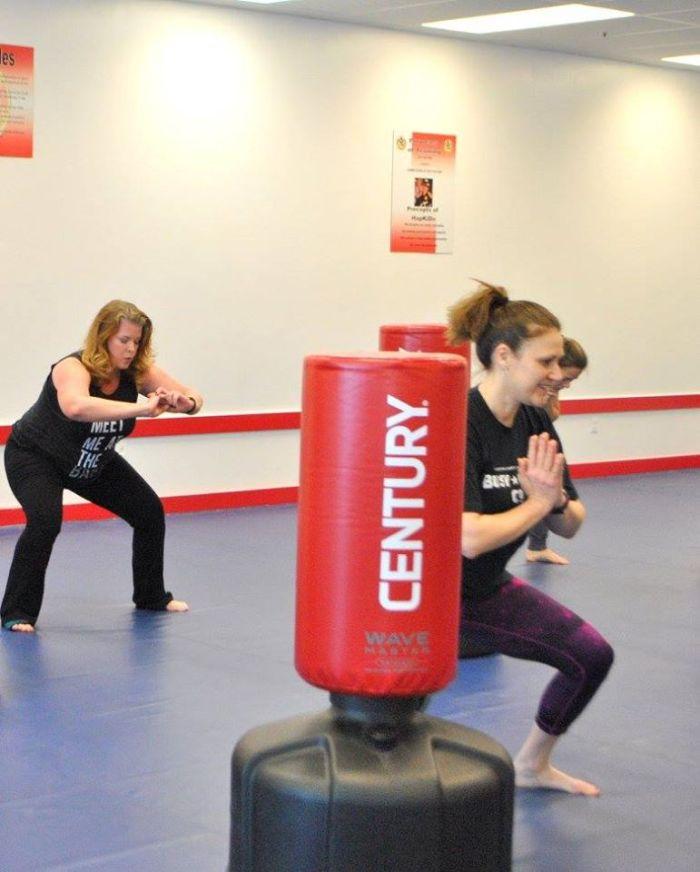 Kickboxing Alpharetta GA