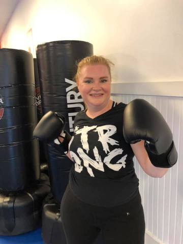 Kickboxing Johns Creek GA