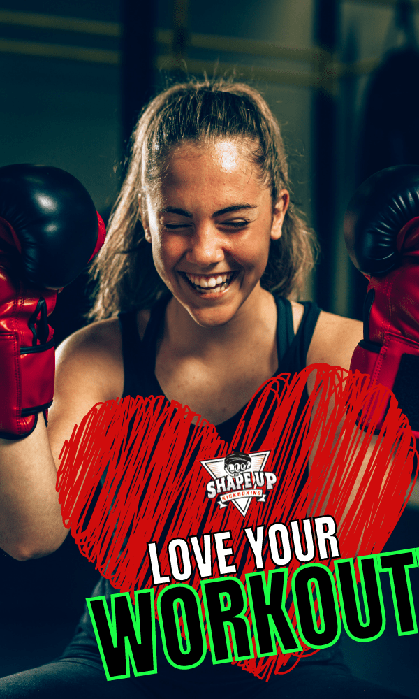Shape Up Kickboxing - Love your workout!