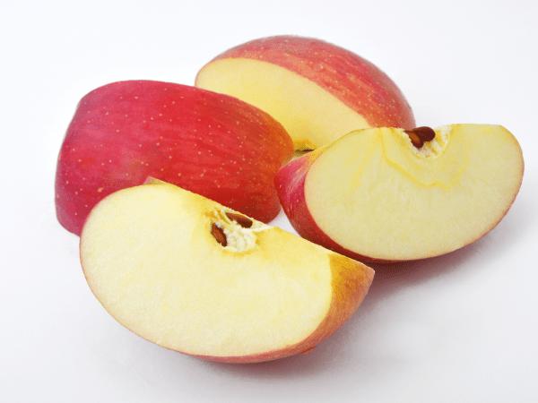 りんごの保存方法と期間。カットした時は冷凍、冷蔵?