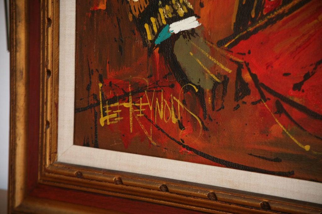 Oil Reynolds Artist Paintings Lee