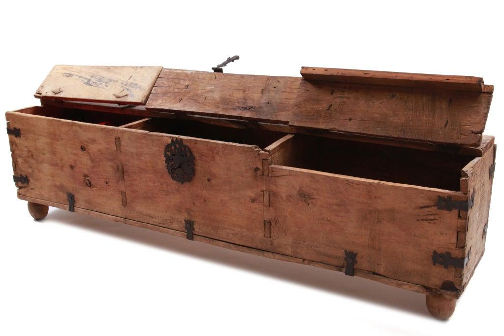 wooden blanket chest plans