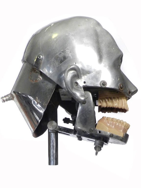 Early Dental Teaching Machine :: Radio Guy