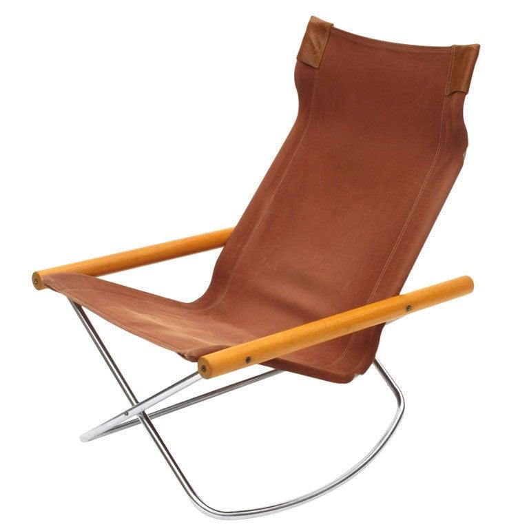 Takeshi NII NY Chair Folding Rocker