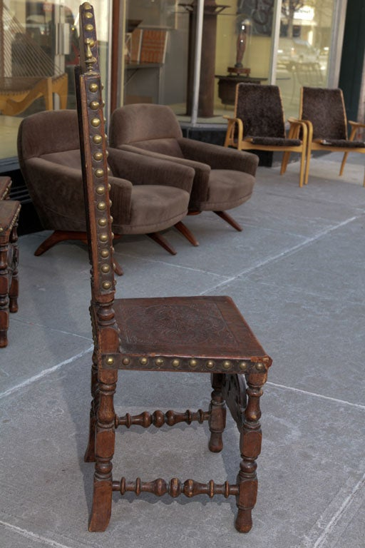 Set 8 Game Of Thrones Dining Chairs At 1stdibs