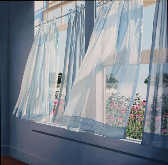 Alice Dalton Brown Quiet Window At 1stdibs