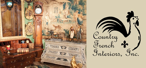 Country French Interiors Dallas