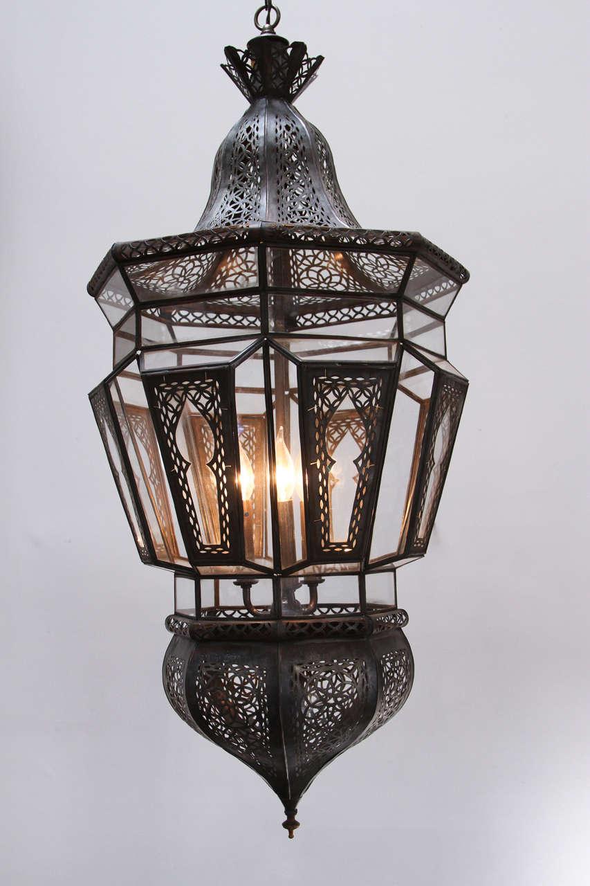 Moroccan Pendant Light Fixture