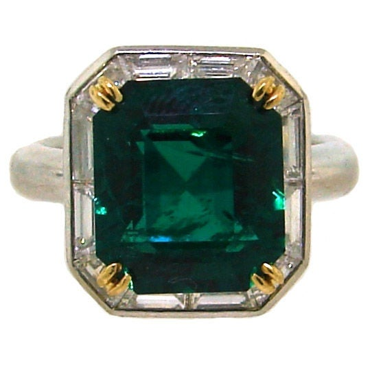 1960s cocktail ring
